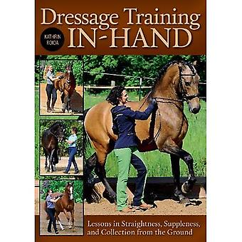 Dressage Training In-Hand: Lessons in Straightness, Suppleness, and Collection from the Gound