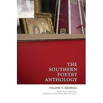 L'anthologie de la poésie Sud, Volume v: Géorgie