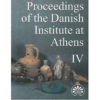 Målet av den danska Institutet i Athen 4