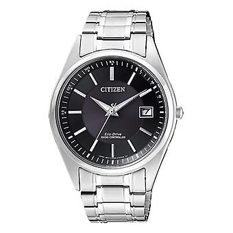 Citizen Solar Analog Man with stainless steel strap AS2050-87E