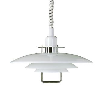Belid - Primus Iii a sospensione a LED luce bianca, finitura cromata 123214