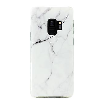 Samsung Galaxy S9+ | Soft Marble Case, Many Colors!