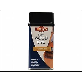 SPIRIT WOOD DYE ANTIQUE PINE 250ML