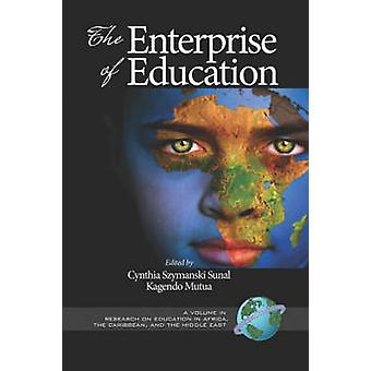 The Enterprise of Education PB by Sunal & Cynthia Szymanski