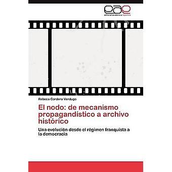 El nodo de mecanismo propagandstico a archivo histrico by Cordero Verdugo Rebeca