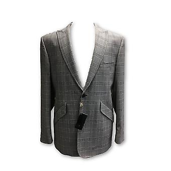 William Hunt Savile Row 3 Piece Suit in brown check
