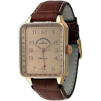 Zeno-watch mens watch SQ special pointer date 131Z-Pgr-f6