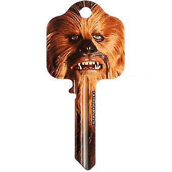 Star Wars Tür Schlüssel Chewbacca