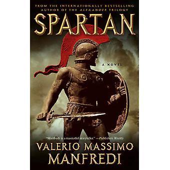 Spartan by Valerio Massimo Manfredi - Christine Fedderson Manfredi -