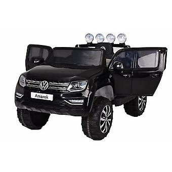 VW Volkswagen Electric Ride On Car - Licensed VW Amarok Car For Kids - 12V -