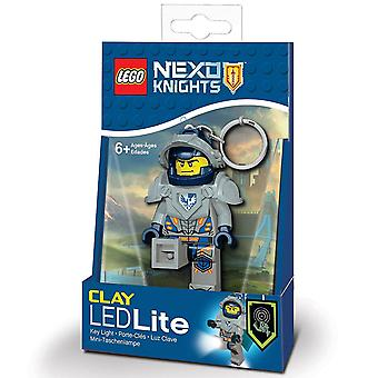 Lego Nexo Knights (clay) Key Light
