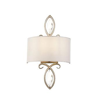 Maytoni Lighting Luxe Gold Antique Wall Lamp 1 X 40W