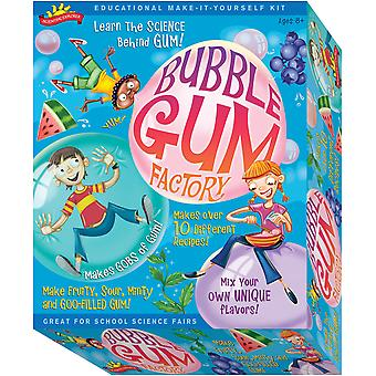 Les explorateurs scientifiques Bubble-Gum Factory Kit A257