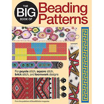 Kalmbach Publishing Books The Big Book Of Beading Patterns Kbp 64247