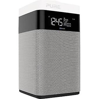 DAB+ Table top radio Pure Bluetooth, DAB+, FM Black, White