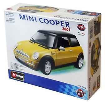 Burago Mini Cooper (Toys , Vehicles And Tracks , Mini Vehicles , Cars)