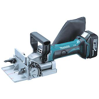 Makita BPJ180RFE Li-Ion Cordless Biscuit Jointer 18V 100 Mm