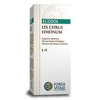 Forza Vitale Les Lemon Citrus Limonum 50Ml.