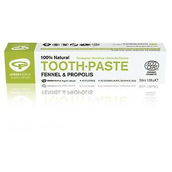 Green People Toothpaste (Hygiene and health , Dental hygiene , Toothpaste)