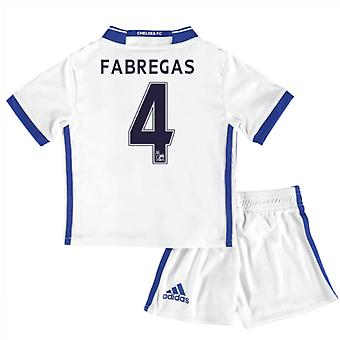 2-16-17 Chelsea Third Mini Kit (Fabregas 4)
