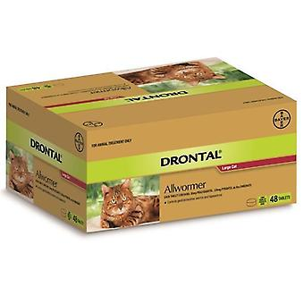 Drontal Cat Allwormer 6kg 48