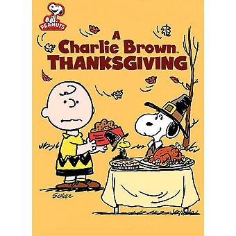 En Charlie Brown Thanksgiving film plakat (11 x 17)
