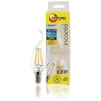 Century Led Candle Bulb 2W Incanto