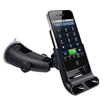 Ozaki iCarry M coche soporte iPhone 4 4 3GS 3 G IH917A