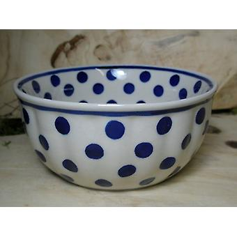 Waves edge Bowl, 2nd choice, Ø 14 cm, height 6.5 cm, tradition 24 - BSN 60895
