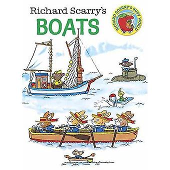 Richard Scarrys Boats by Richard Scarry & Richard Scarry