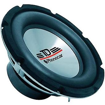 Car subwoofer enclosure 200 mm 300 W Phonocar 2/077 4 Ω