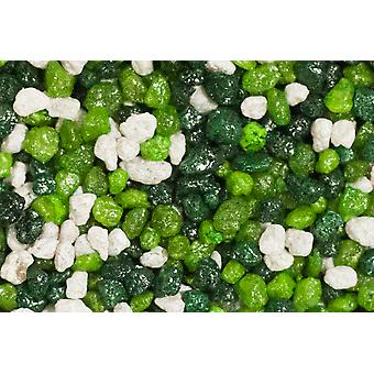 Roman Gravel Verde Green Mix 8kg