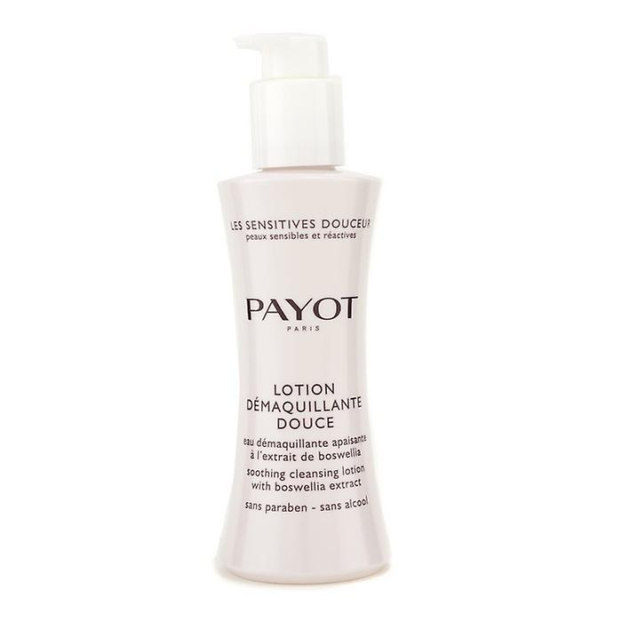 Payot Les Sensitives Lotion Douce beruhigende Reinigung Lotion 200ml Demaquillante / 6.7 oz