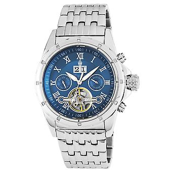 Burgmeister Gents automatisch horloge Royal Diamond BM127-131