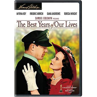 Beste jaar of Our Lives [DVD] USA importeren