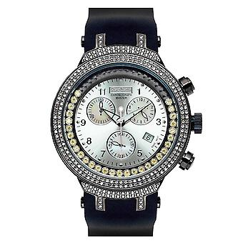 Joe Rodeo diamant mænds watch - MASTER Black 2.2 ctw