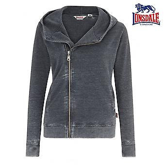 Lonsdale Zip Sweater Portbury