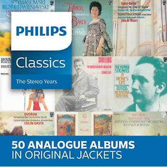 Philips Classics - The Stereo Years by Various Artists