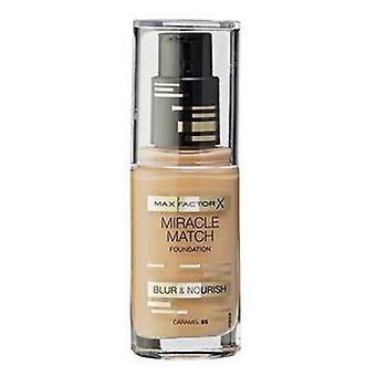Max Factor Max Factor Makeup Base Miracle Match 85 Caramel (Make-up , Face , Bases)