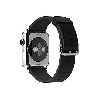 Apple 42 mm klassieke gesp-Klockrem-Black-Watch (42 mm)