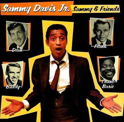 Sammy Davis Jr. - Sammy & Friends [CD] USA import