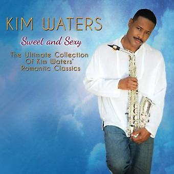 Kim Waters - Sweet & Sexy [CD] USA import