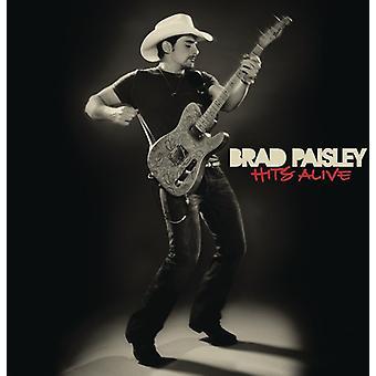 Brad Paisley - Hits Alive [CD] USA import