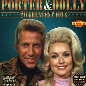 Wagoner/Parton - 20 Greatest Hits CD] USA import