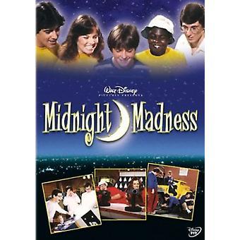 Importazione di Midnight Madness [DVD] Stati Uniti d'America