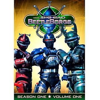 Big Bad Beetleborgs Vol. 1-Season 1 [DVD] USA import