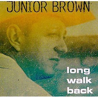 Junior Brown - largo caminar detrás [CD] USA importar