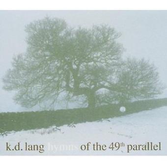 K.D. Lang - himnos de la importación paralela de los E.e.u.u. [CD] 49