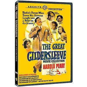 Great Gildersleeve Movie Collection [DVD] USA import
