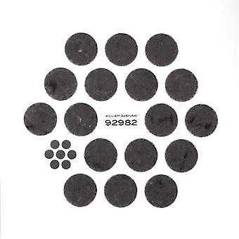 William Basinski - 92982 [CD] USA importerer